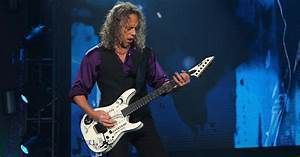 Kirk Hammett on Trump Speech: 'Reject American Carnage ...