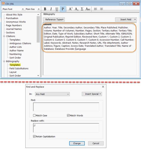 Does Endnote X8 Allow Csv Exports?  Endnote Community