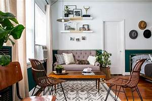 a small studio apartment gets a large dose of function and With how to decorate a small apartment
