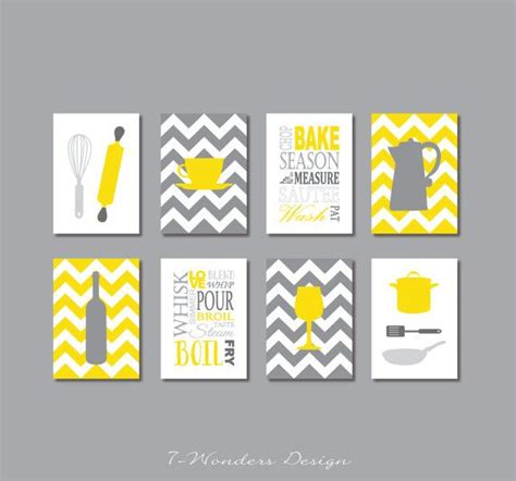 grey and yellow kitchen accessories best 25 yellow kitchen decor ideas on yellow 6959
