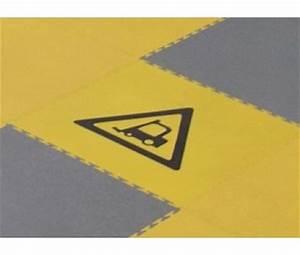 Dalle Clipsable Pvc : dalle pvc clipsable avec pictogramme devis ~ Melissatoandfro.com Idées de Décoration
