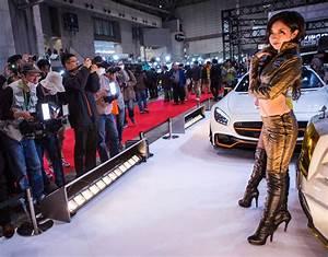 Campaign Model Tokyo 2016 | Tokyo's 2016 custom car show ...