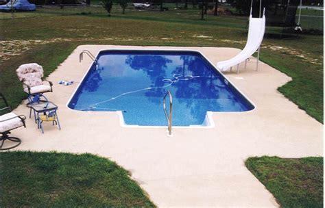 inground pool prices installed swimming pools