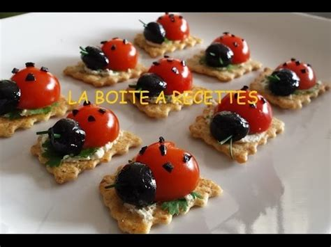 ladybirds aperitifs aperitif dinatoire the recipe box