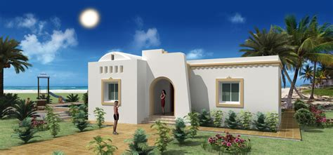 plan de villa moderne en tunisie villa design plan studio design gallery best design