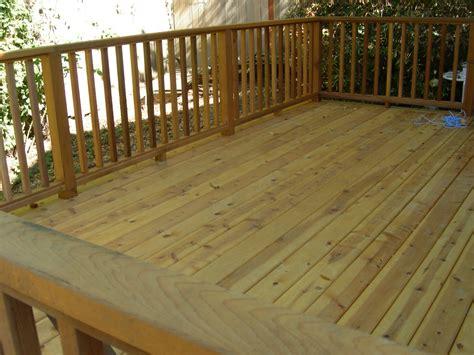 cedar decking lakeside lumber  northwests premier