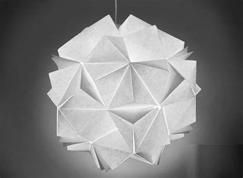 Folded Light Art ? ACCESSORIES    Better Living Through Design