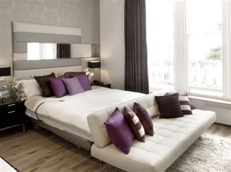 purple and grey bedroom purple accents in bedrooms 51 stylish ideas digsdigs