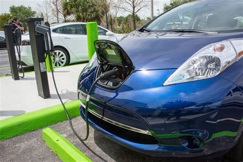 coral springs  green  electric vehicles  car