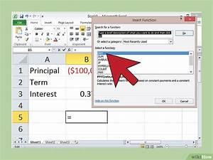 Excel Zinssatz Berechnen : zinszahlungen berechnen wikihow ~ Themetempest.com Abrechnung