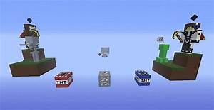 TnT Wars An Automated DTC Map Minecraft Project