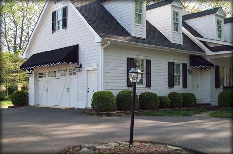 residential fabric metal door window awnings covers