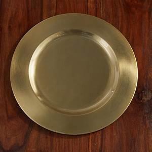 Sous Assiette Bois : une table de f te avec monoprix ~ Teatrodelosmanantiales.com Idées de Décoration