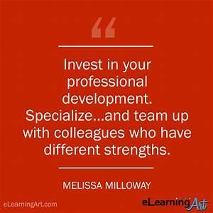 76 Best eLearni... Education Development Quotes