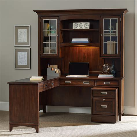 L Shaped Desk Comes With Various Features The Decoras