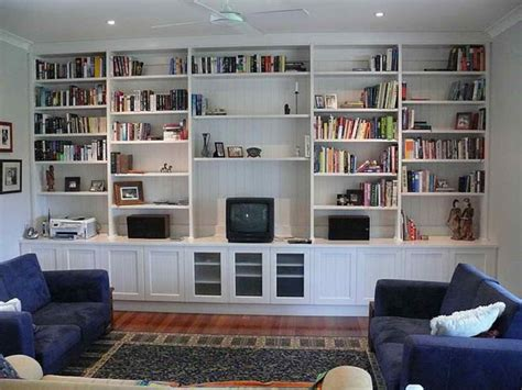 Built In Bookshelves by How To Make A Interior Design With Built In