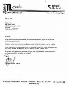 Letter, From, Jennifer, Overholt, Executive, Assistant, Nimac, To, Steve, Hyjek, Dtd, 23, June, 2005
