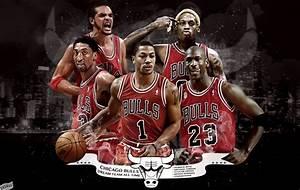Chicago Bulls' 6 NBA Championships