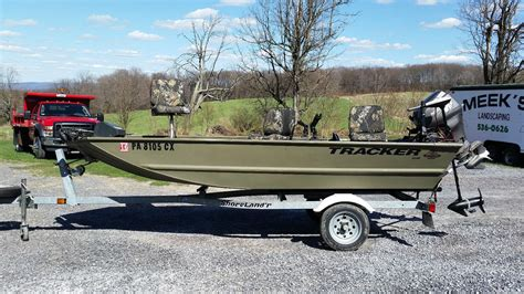 Tracker Boats Grizzly by Tracker Grizzly Boat For Sale From Usa