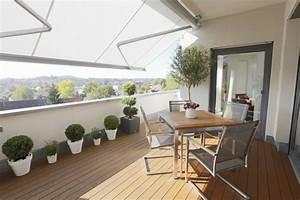 Terrasse Dekorieren Modern : privathaus ellwangen minimalistisch balkon stuttgart von architekturlevel ~ Fotosdekora.club Haus und Dekorationen