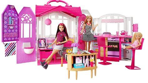 Mainan Anak Perempuan  Mainan Rumah Barbie Terbaru Youtube