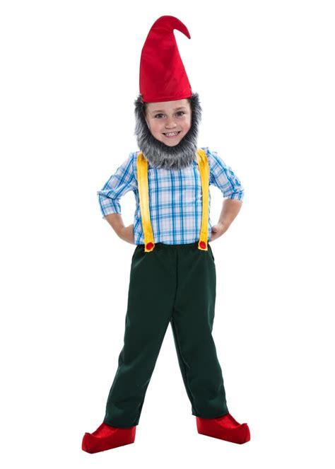 friendly gnome toddler costume general category
