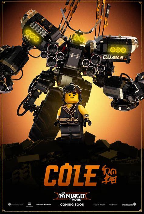The Lego Ninjago Movie (2017) Poster #7 - Trailer Addict