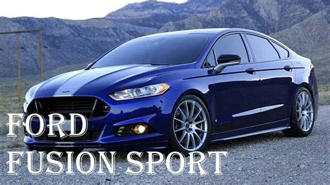 2018 Ford Fusion Sport Hybrid Review