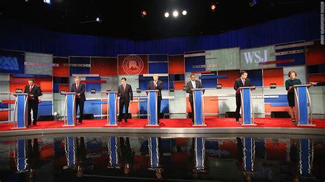 stage debate money republican cnn candidates