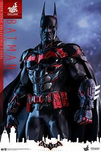 Batman: Arkham Knight - Hot Toys Batman Futura Version 1/6 ...