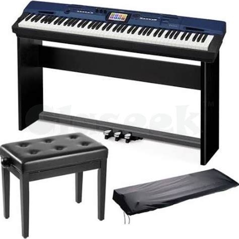 Casio Px560 Privia 88key Digital Piano With Stand, Bench