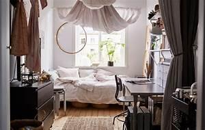 Kleines Schlafzimmer Einrichten Ikea : kleines wohnheimzimmer einrichten so geht 39 s ikea ~ A.2002-acura-tl-radio.info Haus und Dekorationen