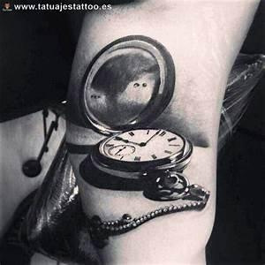 tatuajes de relojes de bolsillo | Tattoos I like or want ...