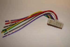 dual  pin radio wire harness plug xdm amfm stereo