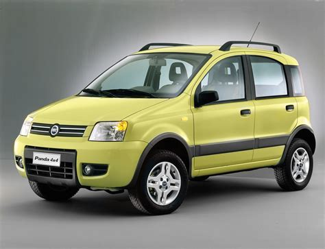 Fiat Panda 4x4 by Fiat Panda 4x4 2003 2004 2005 2006 2007 2008 2009