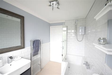 Free Bathroom Makeover by Bathroom Makeover Part 2 The Big Reveal From Evija