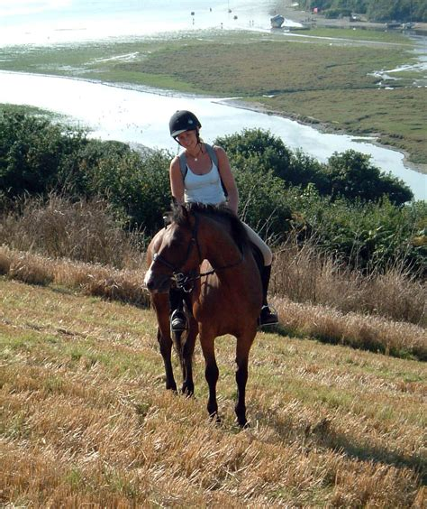 riding horse newquay places ride cornwall