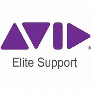 Avid Technologies Avid Elite Support for Media 0541-39312 ...