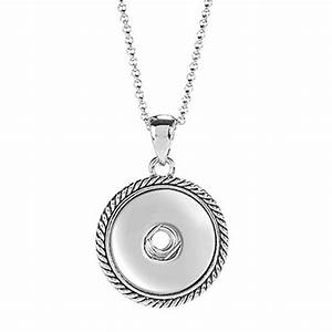 Ginger Snaps ROPE PENDANT NECKLACE SN90-10 Interchangeable ...