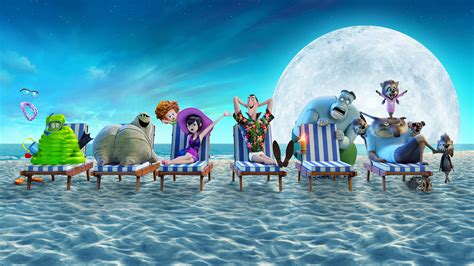 hotel transylvania 3 summer vacation 4k 8k wallpapers hd