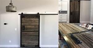 industrial sliding barn doors diy hometalk With commercial sliding barn doors