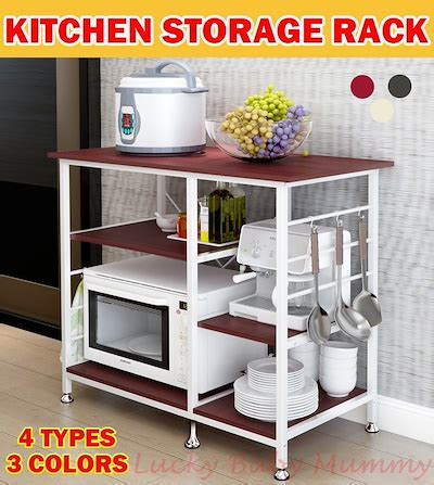Spice Rack Singapore by Qoo10 Kitchen Rack Kitchen Dining