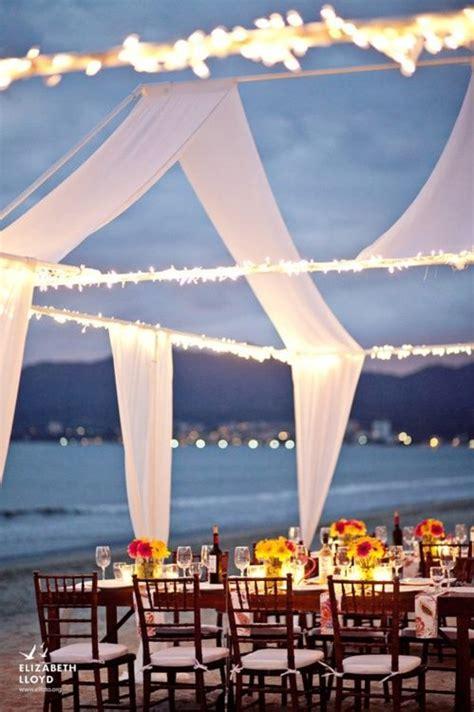 wedding reception   beachbeach wedding reception