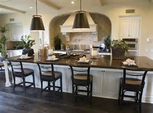 Black Kitchen Island With Seating 77 Custom Kitchen Island Ideas Beautiful Designs Designing Idea