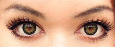 light green contacts 5 best colored contacts for march 2017