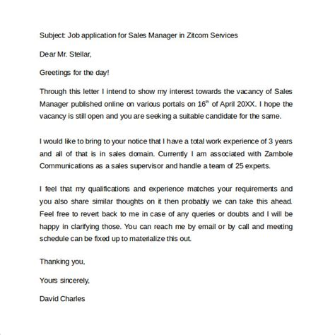 example of business letter formal business letter format 19 free 21567 | Formal Business Letter Format Example1