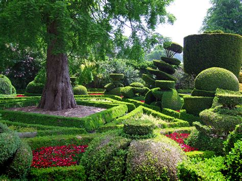 Stunning Beauty Of Levens Hall Garden, Uk [9 Pics]
