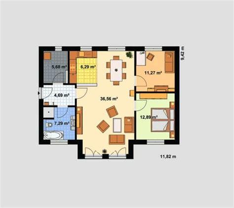 Haus Für Zwei by Haus F 252 R Zwei Ebh Haus Fertighaus De
