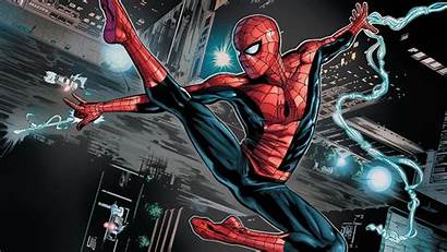 Spiderman Comic Wallpapers Spider Ultimate Comics Cartoon