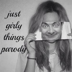 Pics For > Just Girly Things Parody Instagram